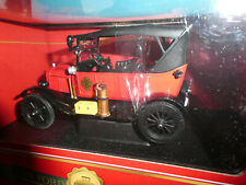 Ford Model T Touring  Fire Dept Car 1925  in 1:24th.Scale Sun Star