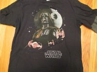 Star Wars Long Sleeve T Shirt Size L