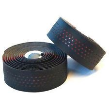Endzone Bicycle Wrap Gel Micro Fibre Bike Replacement Handlebar Tape- Red