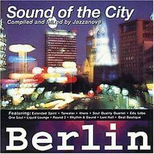 Sound of the City 3-Berlin (comp./mixed by Jazzanova) Extended Spirit, Ta.. [CD]