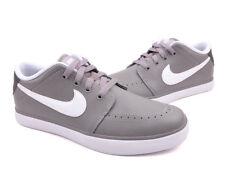 Nike Men's Suketo 2 Leather Shoes - Grey - UK 10.5 - New