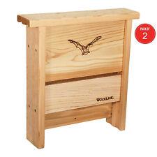 Woodlink Bat5 Cedar Bat Shelter (Pack of 2)