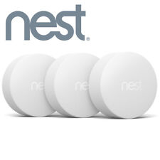 Nest Temperature Sensor 3 Pack Bundle Set for Themostat White T5001SF