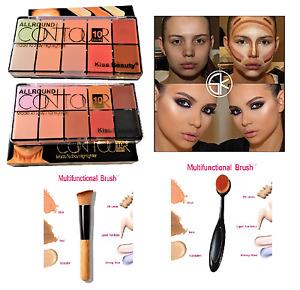 New High Quality Face Makeup Concealer Foundation Correction Cream Contour