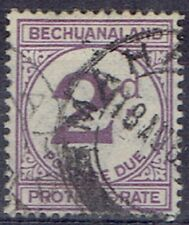 Bechuanaland 1932 2d postage due very fine used