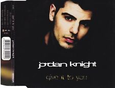 Jordan Knight - Give It To You - 4 Track CD