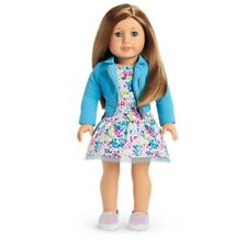 "American Girl Truly Me #39 18"" Doll with McKenna Long Caramel Hair and Blue Eyes"