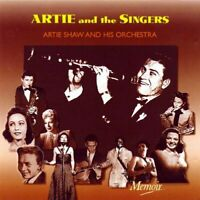 Shaw Artie & Orchestra - Artie and Singers - Shaw Artie & Orchestra CD 8CVG The