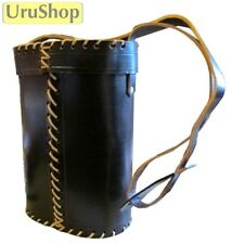 M73 PREMIUM QUALITY LEATHER MATERA - CARRY CASE FOR YERBA MATE GAUCHO!