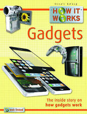 How it Works Gadgets, Steve Parker, New Book