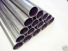 "Exhaust Repair Stainless Steel Tube 15.8mm .62"" - 500mm 0.5m 1/2 Meter Length"