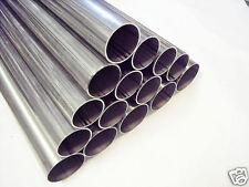 """Réparation d'échappement tube en acier inoxydable 45 mm 1.75 """" - 500mm 0,5 m 1/2 mètres de longueur"""
