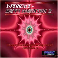 X-PERIENCE HAPPY HARDCORE 2 '1995-2007' (MIX CD) LISTEN