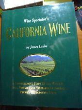 California Wine by James Laube (1996, Hardcover)