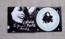 "CD AUDIO MUSIQUE / OLIVIA RUIZ ""LA FEMME CHOCOLAT"" 13T CD ALBUM 2005 POP"
