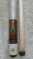 IN STOCK, Meucci Pro Series 6 Cue w/ The Pro Shaft, FREE JUMP HANDLE, Big Dog