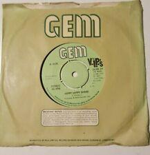 """V.I.P's The Quarter Moon  7"""" 1980 Original Vinyl Used Condition"""