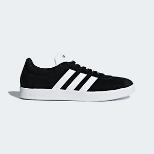 adidas Mens Originals VL Court 2.0 Shoes black