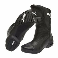 Puma Roadster - Size 10 US - Black Motorcycle Boots - CLOSEOUT