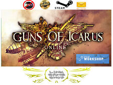 Guns of Icarus Online PC & Mac Digital STEAM KEY - Region Free