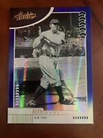 2020 Absolute Baseball You Pick Base, Parallel, Inserts Shipping $2.00