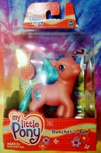 MLP BUNCHES O FUN PONY  NEW