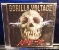 Gorilla Voltage - Ape-X CD SEALED twiztid d12 Bizarre madchild swollen members