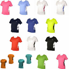 Short Sleeve Fitness T-Shirts for Women