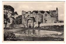 The Pool - Oxwich Castle Photo Postcard 1940 / Swansea