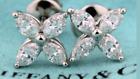 Tiffany & Co Victoria Diamond Earrings.