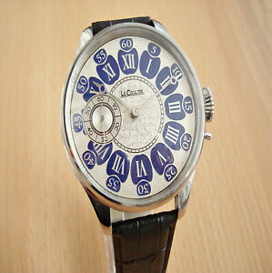 LeCoultre Marriage Luxury Stylish watch Antique Swiss pocket watch movement