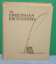 Vintage Book - THE FISHERMAN'S ENCYCLOPEDIA 1950 Stackpole & Heck