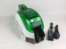 Evolis Dualys 3 Mag M/S Dual Sided Card Printer   Includes Power Supply & Cord