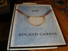 Roland Garros Art Poster Print by Donald Lipski, 23x30 FRAMED