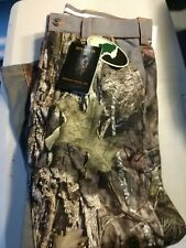 Nomad - Mergence Soft-Shell Pant - Mossy Oak Break Up Country - Size large