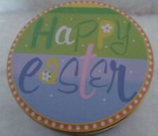 Happy Easter Tin Music Box - Easter Parade