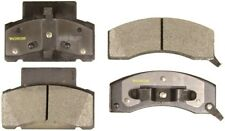 Disc Brake Pad Set-DIESEL Front Monroe HDX459