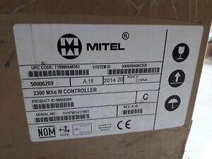 MITEL 3300 MXE iii ICP CONTROLLER 50006269 P/N56009714A
