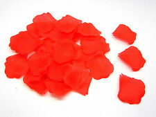 Silk Fabric Rose Wedding Petals Scatter Confetti Table Decoration Engagement ML