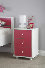 Wood Contemporary 56cm-60cm Bedside Tables & Cabinets