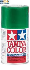 Tamiya PS-17 Polycarbonate Spray Paint Metal Green 3 oz TAM86017