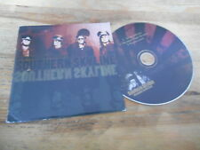 CD Rock Southern Skyline - No Number On The Seat (3 Song) PRIVAT PRESS cb