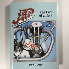 J.A.P: The End of an Era (A Foulis Motorcycling Book) (Hardcover) by J. R Clew