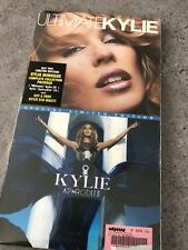 Kylie Minogue Aphrodite Ultimate Kylie Philippines Tour Limited Edition Golden
