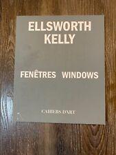 Ellsworth Kelly: Windows - (Paperback)