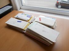 Approx 518 Canada Commercial Mail Covers. Mixed Lot. See pics for examples.