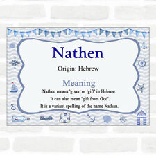 Nathen Name Meaning Nautical Certificate