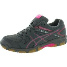 Asics Womens Gel-1150V Faux Leather Volleyball Shoes Sneakers BHFO 8900