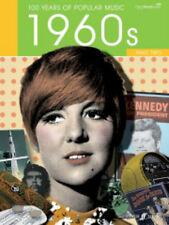 100 Years of Popular Music: 1960s - Volume 2 Piano, Vocal & Guitar Sheet Music M