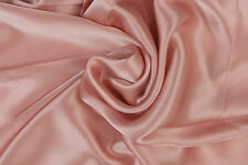 1 Luxury 100% Charmeuse SILK Pillowcase Housewife (Baby Pink)